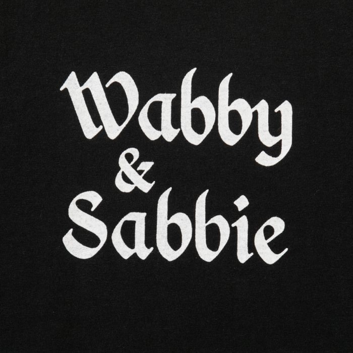 Wabby & Sabbie by FERNAND WANG-TEAのご案内_a0152253_13133890.jpg
