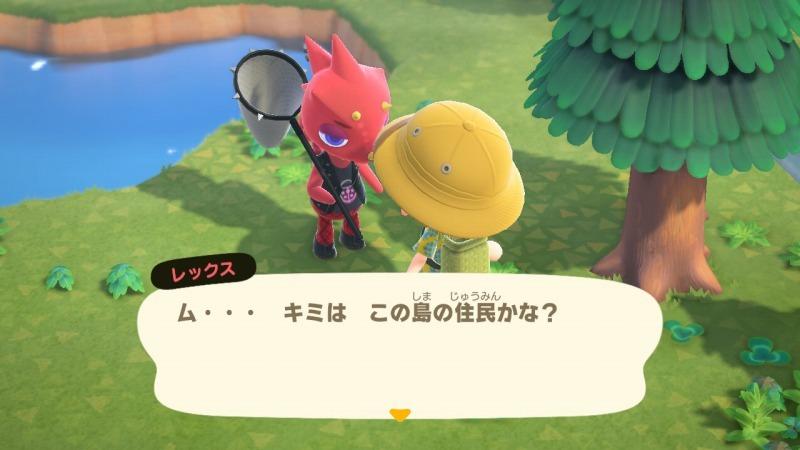 ゲーム「あつまれどうぶつの森 しずちゃん到来!!」_b0362459_20174367.jpg