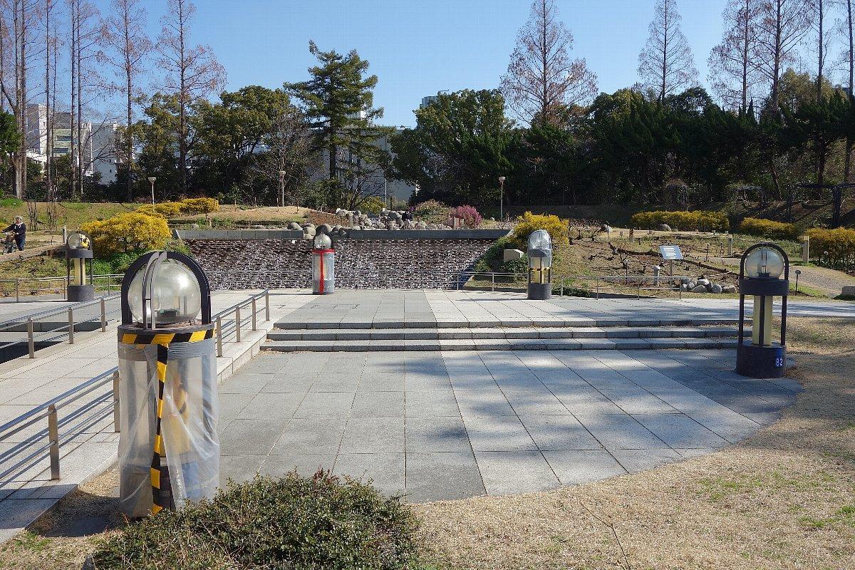 靭(うつぼ)公園 東園_c0112559_08110401.jpg