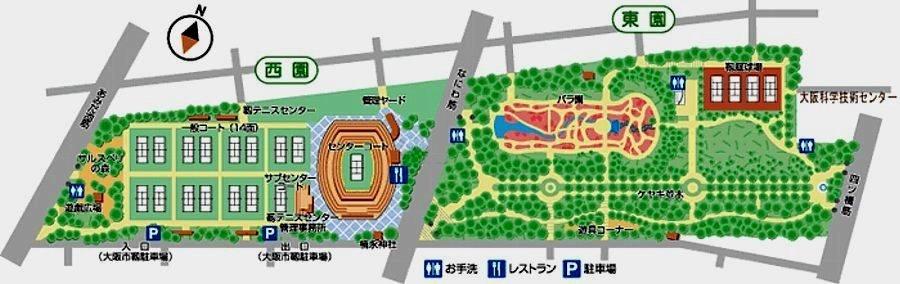 靭(うつぼ)公園 東園_c0112559_08115775.jpg