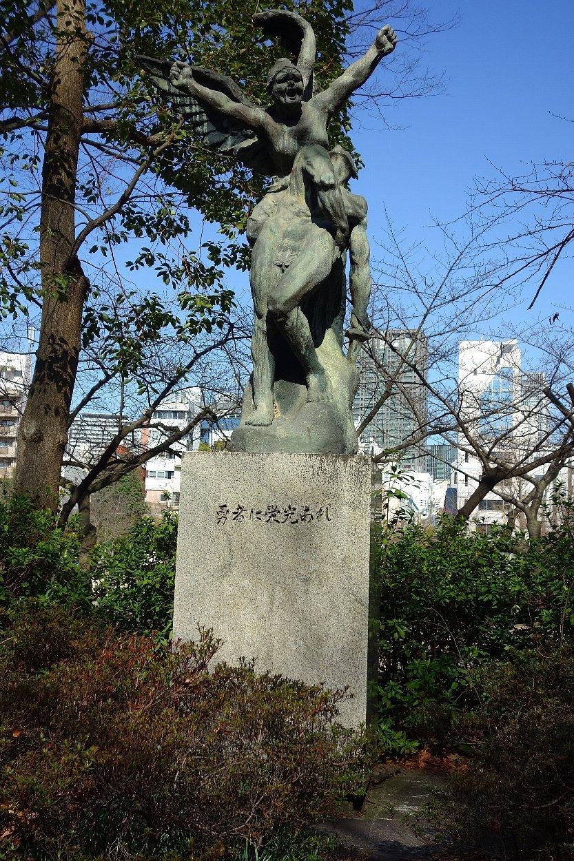靭(うつぼ)公園 東園_c0112559_08134306.jpg