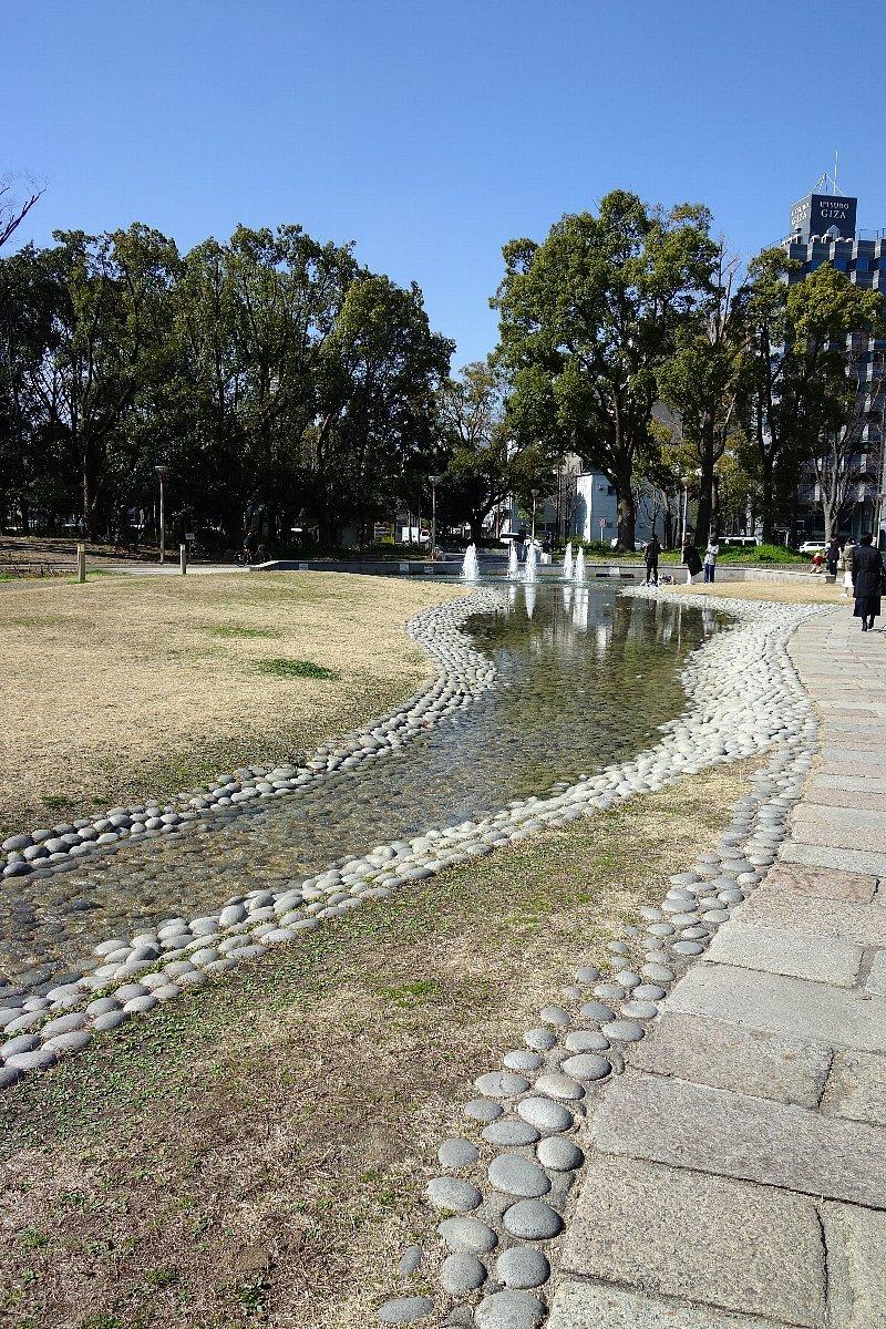 靭(うつぼ)公園 東園_c0112559_08220378.jpg