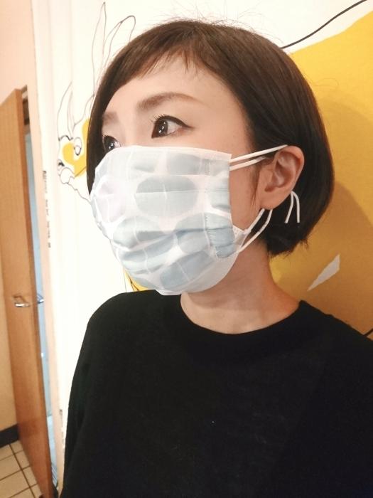 手作りマスク_a0272765_13293538.jpg