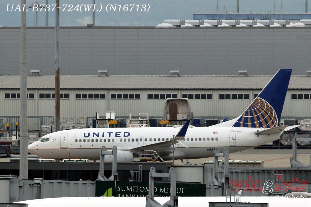 '20年 関西空港レポート ・・・ UAL/N16713_f0352866_21374028.jpg