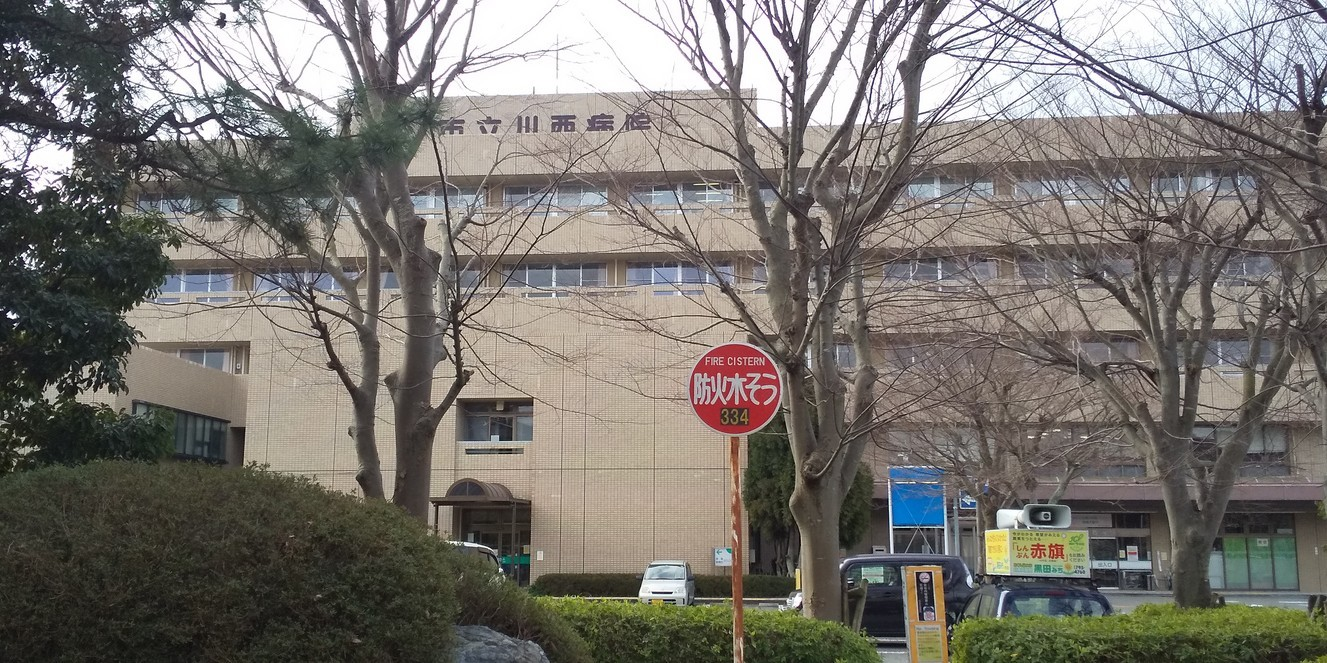 🌸桜咲く川西病院前😊指定管理者制度導入から1年、かわいい花も顔を見せています💠_f0061067_19514268.jpg