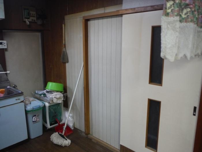 床上浸水 ~ キッチン工事。_d0165368_03573094.jpg