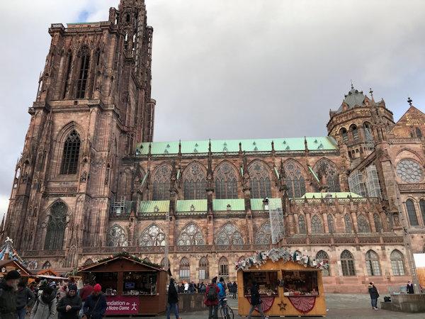 ストラスブール大聖堂(Cathedrale Notre Dome de Strasbourg) ♪_a0143686_16022868.jpg