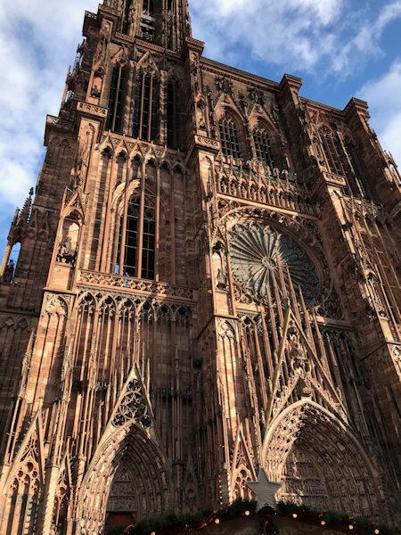 ストラスブール大聖堂(Cathedrale Notre Dome de Strasbourg) ♪_a0143686_16024726.jpg