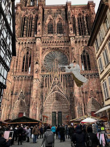 ストラスブール大聖堂(Cathedrale Notre Dome de Strasbourg) ♪_a0143686_16032123.jpg