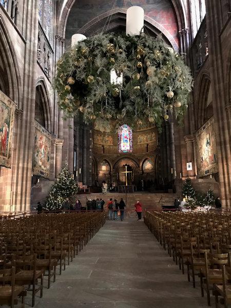 ストラスブール大聖堂(Cathedrale Notre Dome de Strasbourg) ♪_a0143686_16034779.jpg