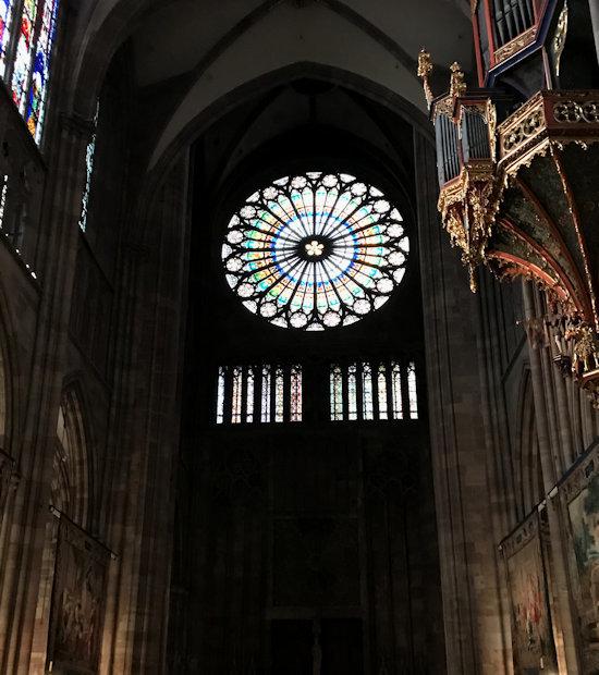 ストラスブール大聖堂(Cathedrale Notre Dome de Strasbourg) ♪_a0143686_16055246.jpg