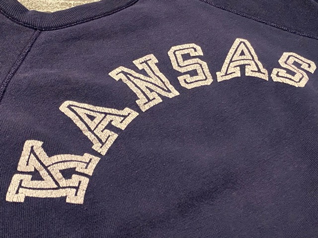 4月1日(水)マグネッツ大阪店、春ヴィンテージ入荷!!#8 S/S Sweat & Reversible T編!! Champion  & Russell!!_c0078587_10474451.jpg