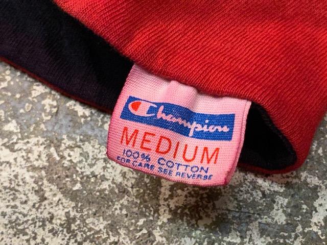 4月1日(水)マグネッツ大阪店、春ヴィンテージ入荷!!#8 S/S Sweat & Reversible T編!! Champion  & Russell!!_c0078587_1171777.jpg