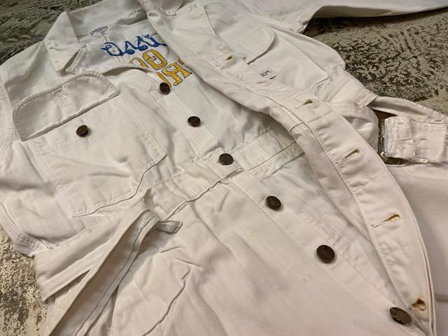 4月1日(水)マグネッツ大阪店、春ヴィンテージ入荷!!#6 Work Part2編!! ~40\'s DenimCoverall & LopingStitch、ShopCoat!!_c0078587_9155381.jpg