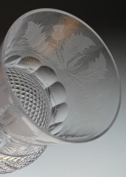 Edinburgh Crystal Old Fashioned Glass_c0108595_21443029.jpeg