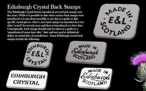 Edinburgh Crystal Old Fashioned Glass_c0108595_21453541.jpeg