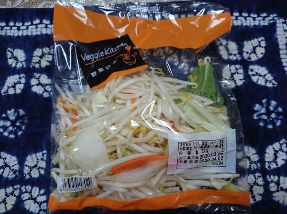 3/31 シマダヤ 鉄板麺縁日ソース味、アジアンサラダ、からだを想うオールフリー @自宅_b0042308_01030683.jpg