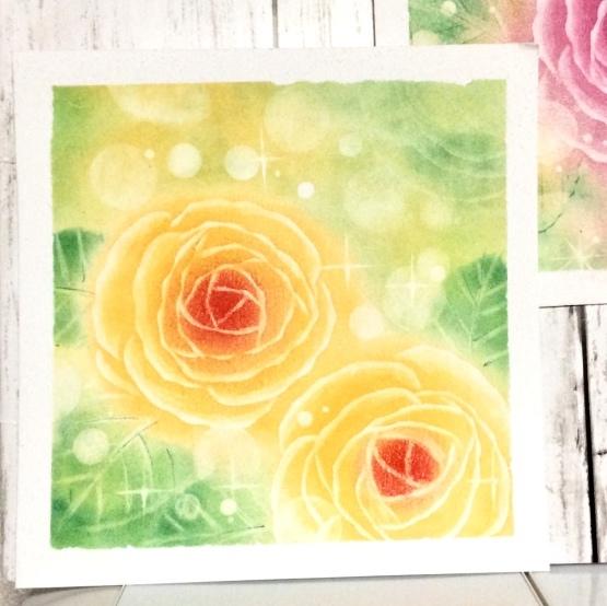 今日も薔薇を描きました_d0377316_22143974.jpeg