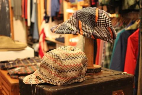"「DECHO」\""ファッションを更に楽しむ帽子アイテム\"" のご紹介_f0191324_08164630.jpg"