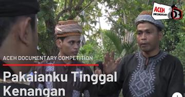 インドネシアの映画:Pakaianku Tinggal Kenangan (2013)@アチェ・ドキュメンタリー_a0054926_23022617.jpg