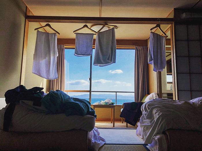 ホテル吟松 菜の花の六 506号室 / iPhone 8_c0334533_23024277.jpg