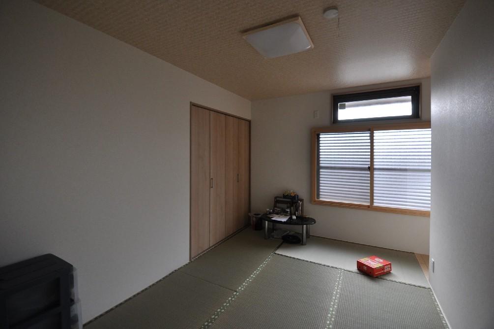 和室リフォーム居間リフォーム_d0126654_06175078.jpg