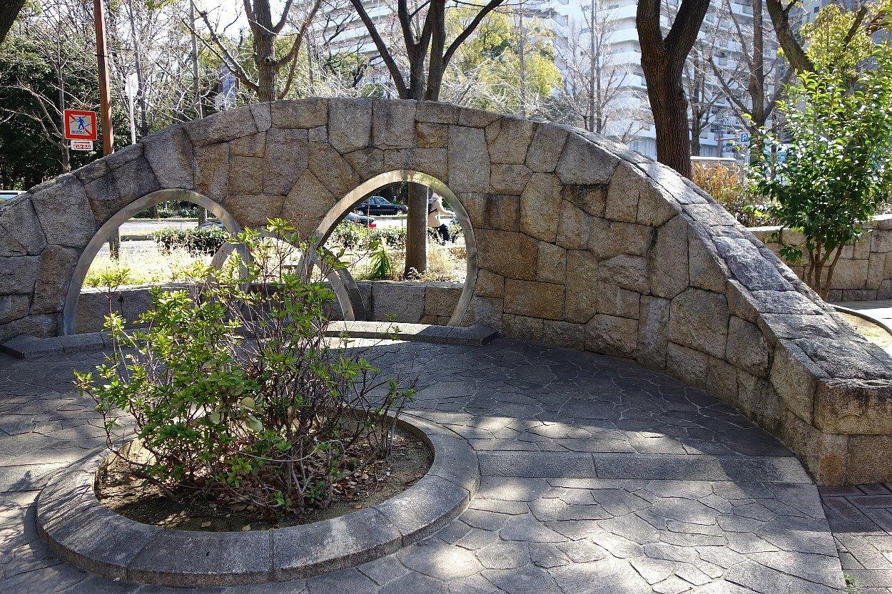 靭(うつぼ)公園 西園_c0112559_07552381.jpg