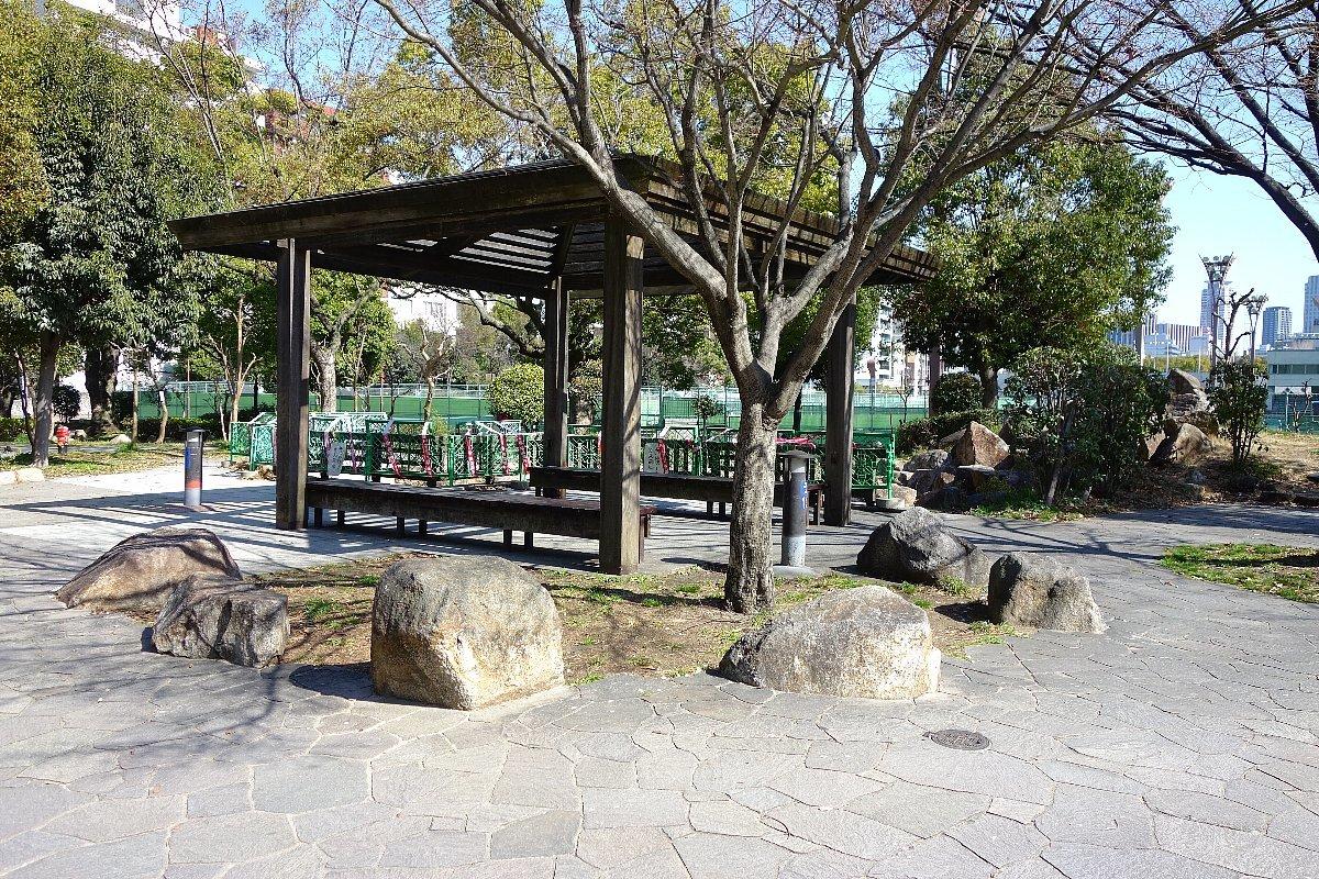 靭(うつぼ)公園 西園_c0112559_08034164.jpg