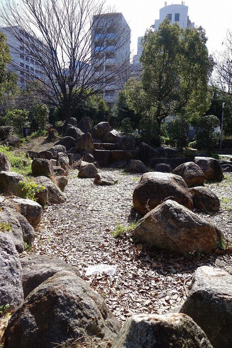靭(うつぼ)公園 西園_c0112559_08050878.jpg
