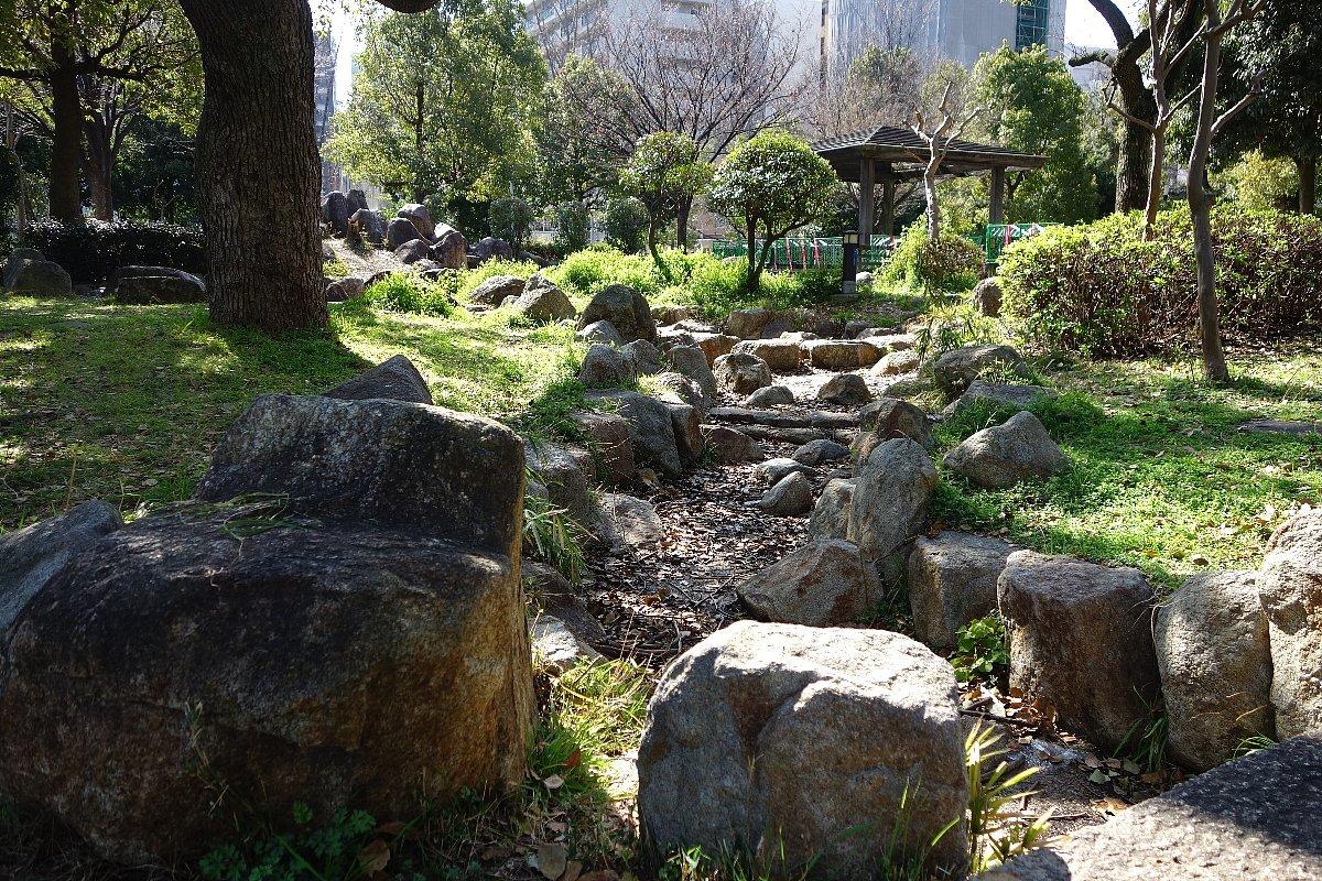 靭(うつぼ)公園 西園_c0112559_08083445.jpg