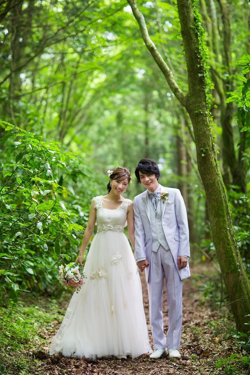 箱根の森高原教会での結婚式_c0084760_16271894.jpg