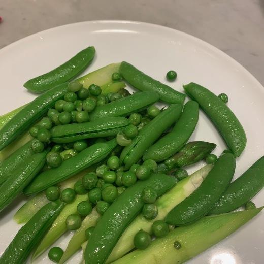 緑の温野菜_c0133561_22453740.jpg