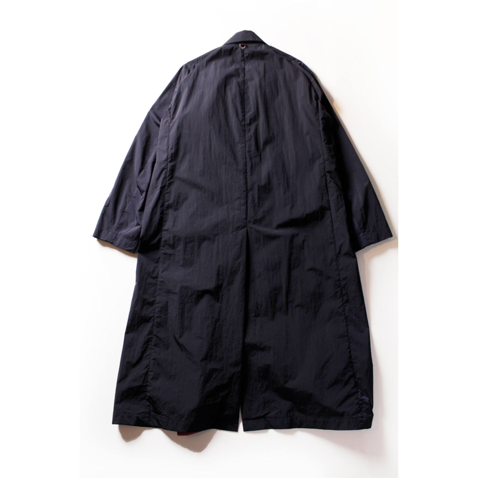 FIT MIHARA YASUHIRO : NYLON CHESTERFIELD COAT LAST ONE_f0224266_12544301.jpg