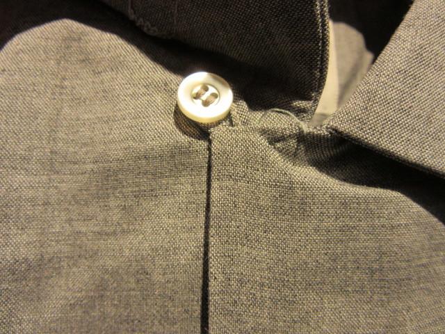 60s Deadstock シャツ/ループネック ボックスシャツ_b0166471_18052131.jpg