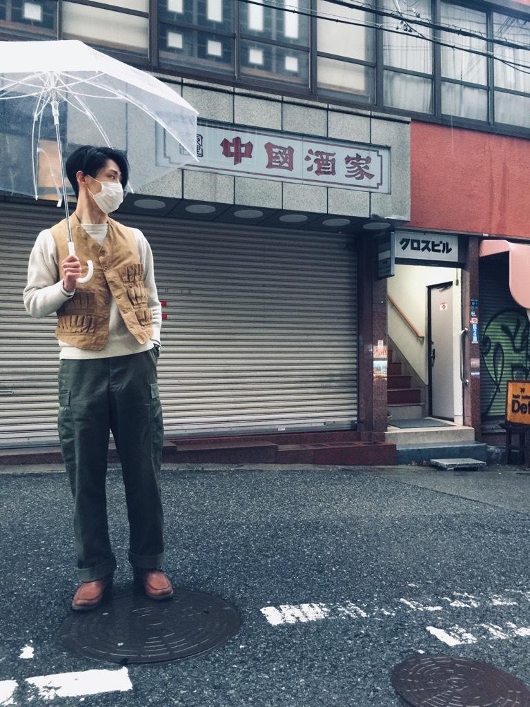 マグネッツ神戸店 通販でも好評のヴィンテージRebuildパンツが再入荷!_c0078587_18570221.jpg