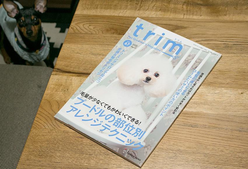 雑誌撮影のお仕事_d0164190_18255851.jpg