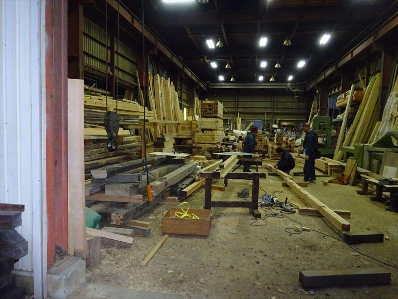 青山の家 建て替え工事 進行中。_f0105112_04512462.jpg