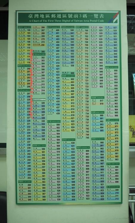 台湾から日本へ郵便小包(航空便)で荷物を送る・その1。_a0207624_17483109.jpg