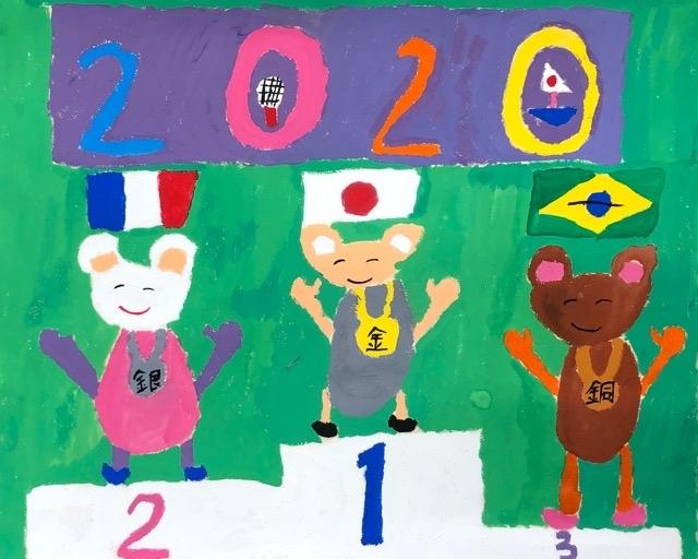 一宮教室、中学生のカレンダー紹介。_f0373324_17453145.jpg