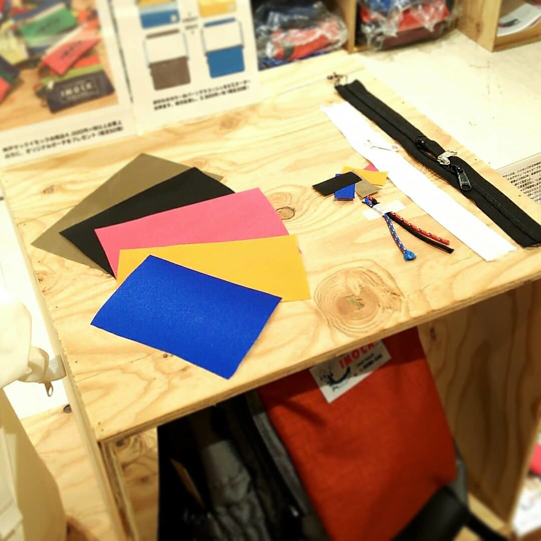 神戸ザック pop up shop サコッシュセミオーダー_e0295731_17415998.jpg