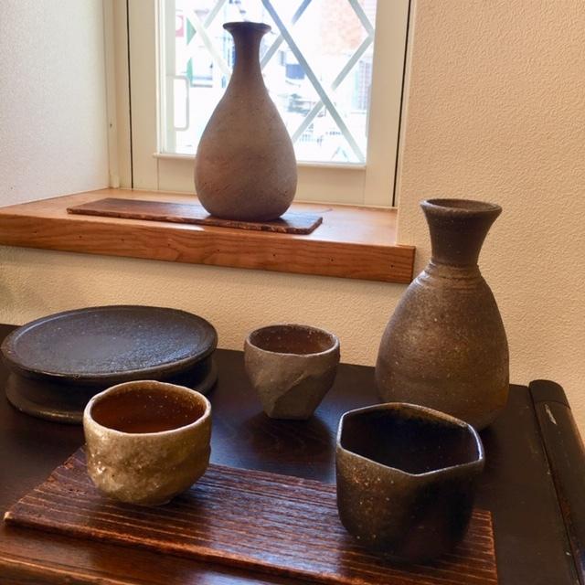 ギャラリー開催 ・James Erasmus 春の陶器展・_a0141134_15353776.jpg