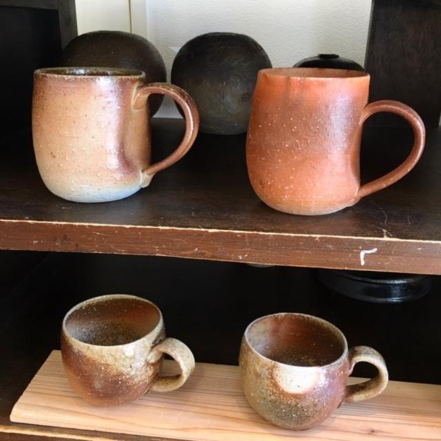 ギャラリー開催 ・James Erasmus 春の陶器展・_a0141134_15360987.jpg