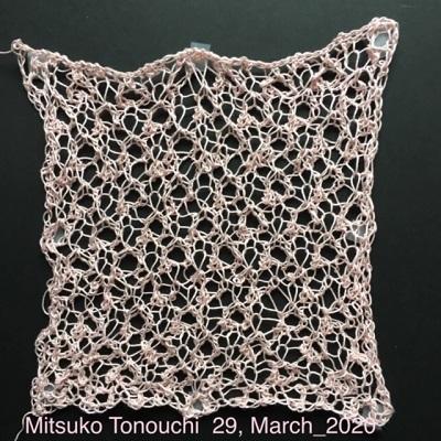 試し編み①     tried knitting_①_b0029036_13031019.jpg