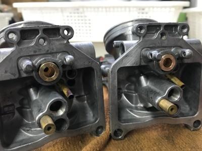 NSR MC21 焼き付き修理 ⑤ _e0114857_10373161.jpg