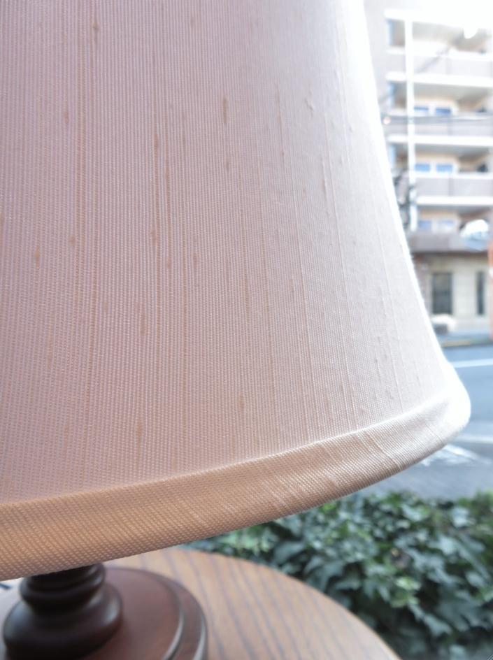 ランプシェード 張替 ウィリアムモリス正規販売店のブライト_c0157866_19053203.jpg