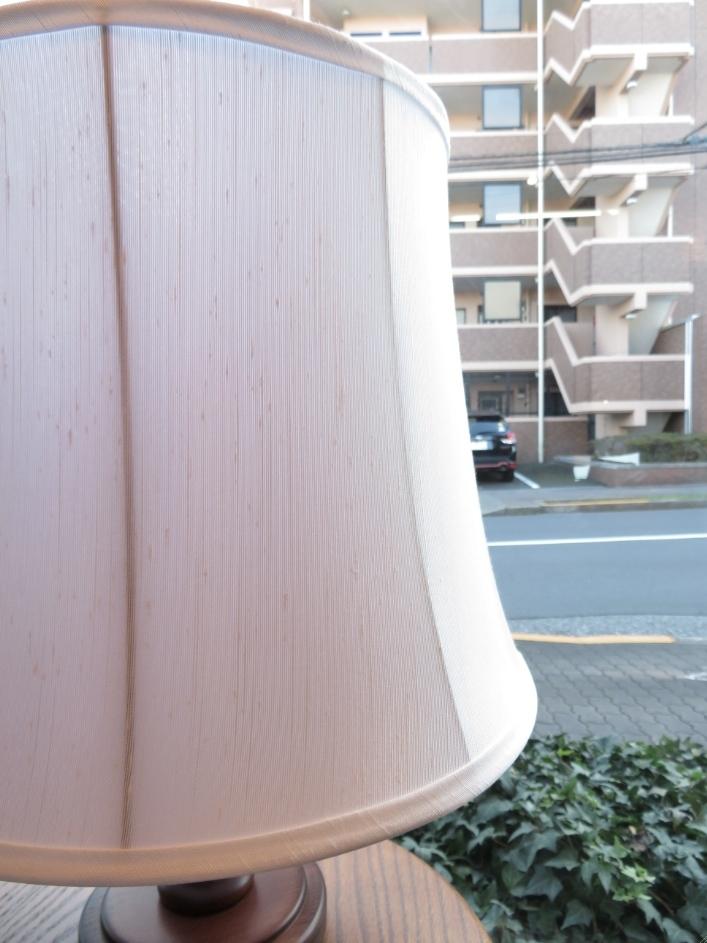 ランプシェード 張替 ウィリアムモリス正規販売店のブライト_c0157866_19055863.jpg