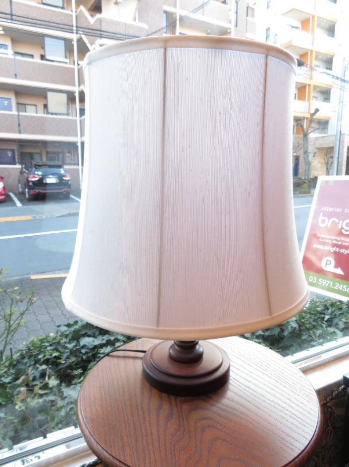 ランプシェード 張替 ウィリアムモリス正規販売店のブライト_c0157866_19060766.jpg