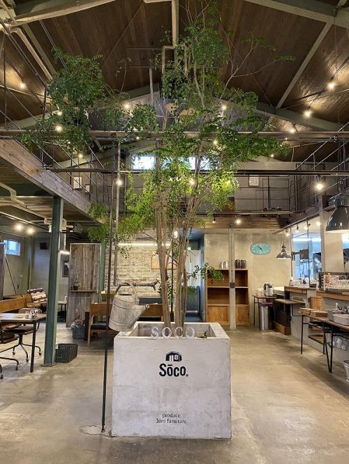 cafe Soco リニューアルオープン!_b0239082_21353272.jpg