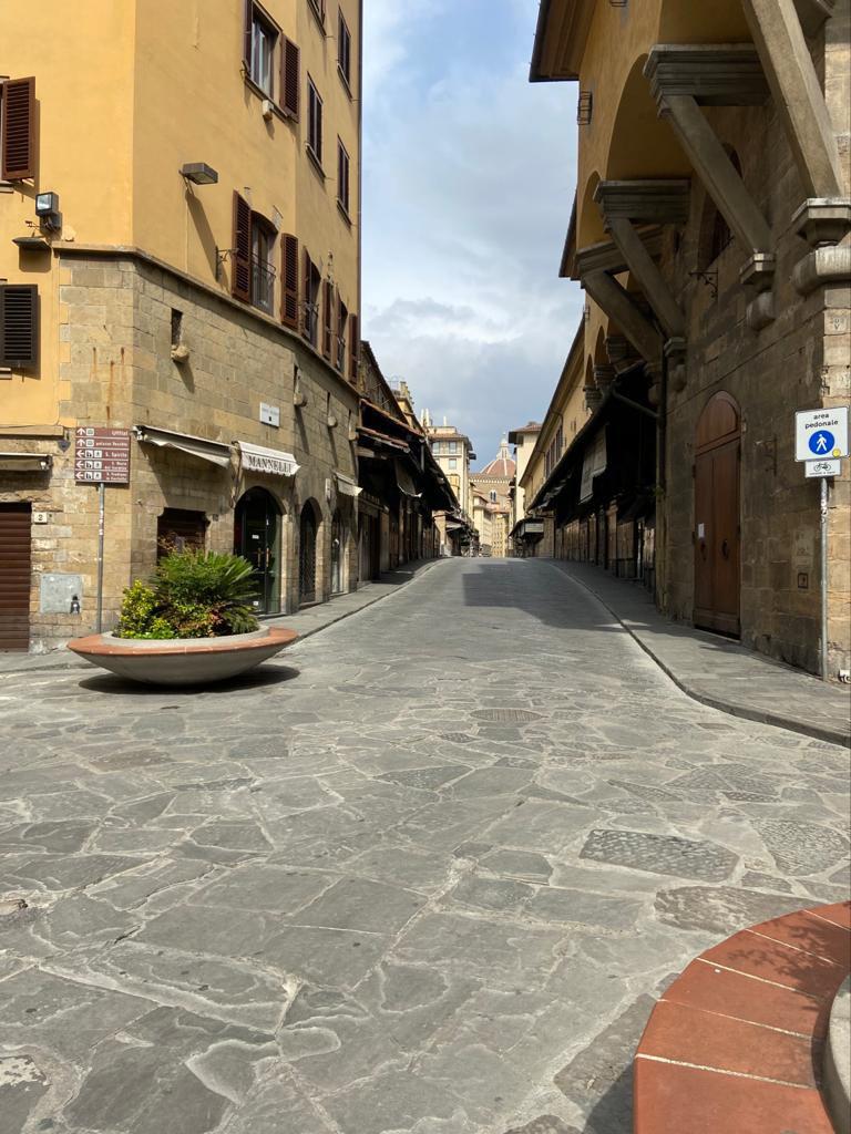 再び歩けるフィレンツェを思いながら読書!_c0179785_05523257.jpg