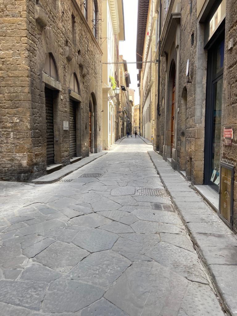 再び歩けるフィレンツェを思いながら読書!_c0179785_05532428.jpg